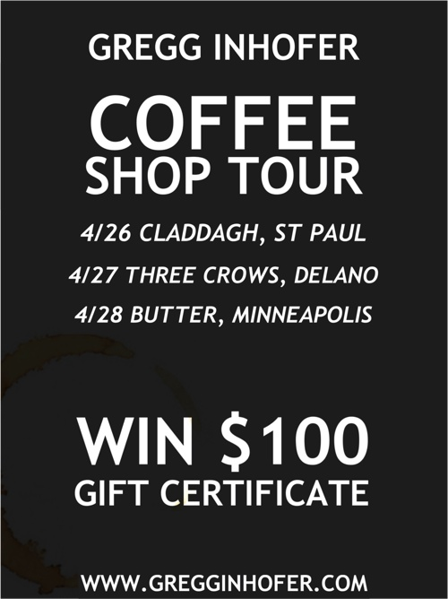 Twin Cities Coffee Shop Tour (April 26-28): Win $100 Gift Card